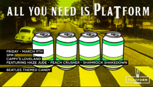 All You Need is Platform @ Cappy's | Loveland | Ohio | United States