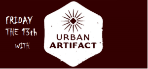 Friday the 13th with Urban Artifact @ Cappy's | Loveland | Ohio | United States