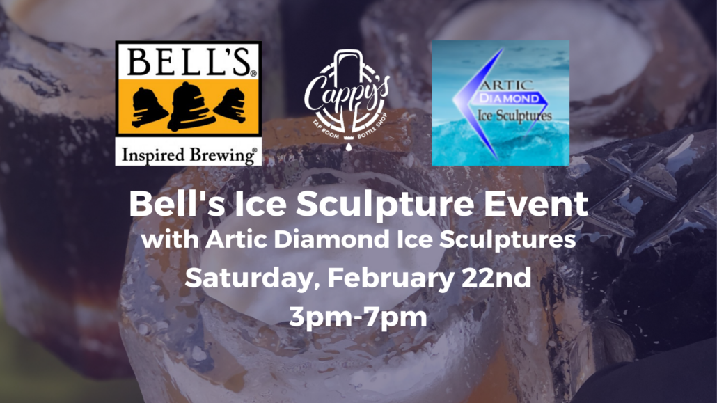 Bell's Ice Sculpture Event
